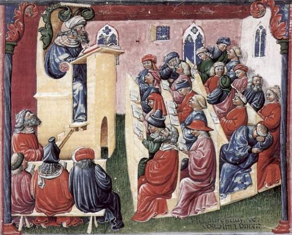Liber ethicorum des Henricus de Alemannia, 14th century