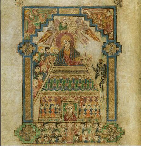 Devil Book of Kells