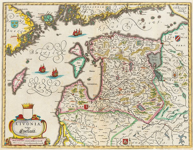Inventing Livonia: The Name and Fame of a New Christian Colony on the Medieval Baltic Frontier