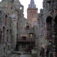 Gives a detailed report on the Bishop's Palace in Kirkwall in the Orkney Islands, which was built in the 13th century.