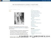 Muhlberger's Early History In a first of our series of blog profiles, we take a look at the postings of Steven Muhlberger, Professsor of History at Nipissing University.  His blog, […]