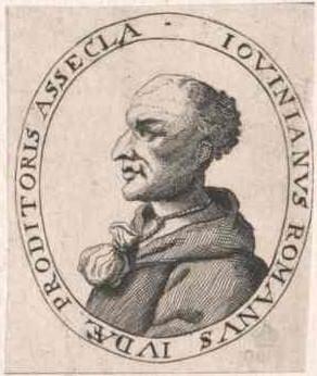 Jovinian - 18th century depiction