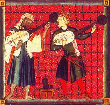 Andalusi music