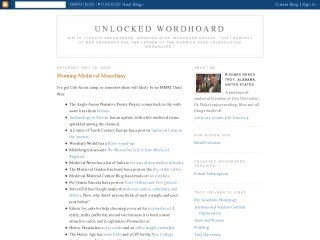Unlocked Wordhoard