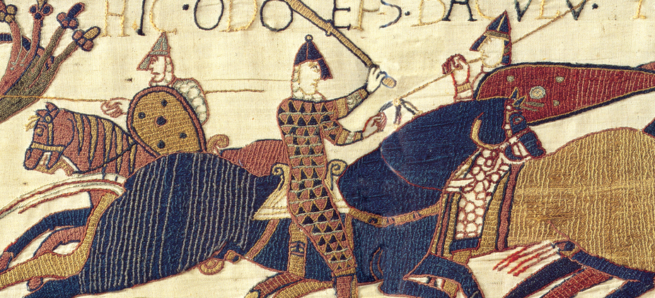 A Guide to the The Bayeux Tapestry