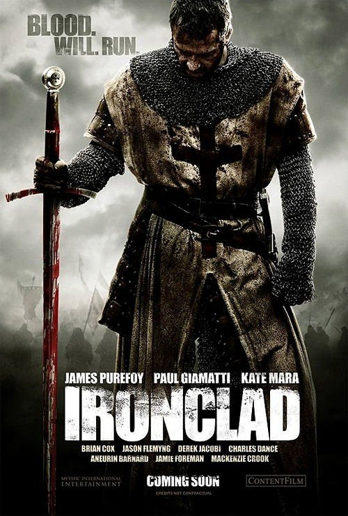 Movie Review: Ironclad