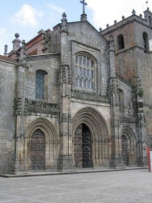 Cathedral of Lamego - photo by Jlrsousa