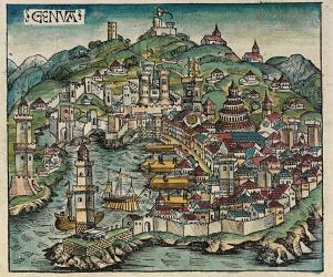 Medieval Genoa