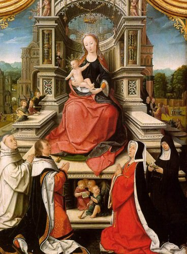 The Le Cellier Triptych
