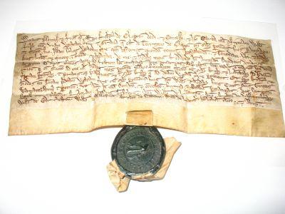 charte médiévale