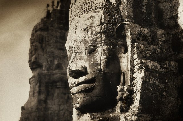 Angkor - photo by Nhi Dang / Flickr
