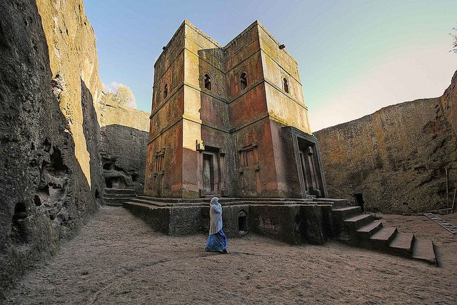 Ethiopian Pilgrimage: The Rock Churches of Lalibela