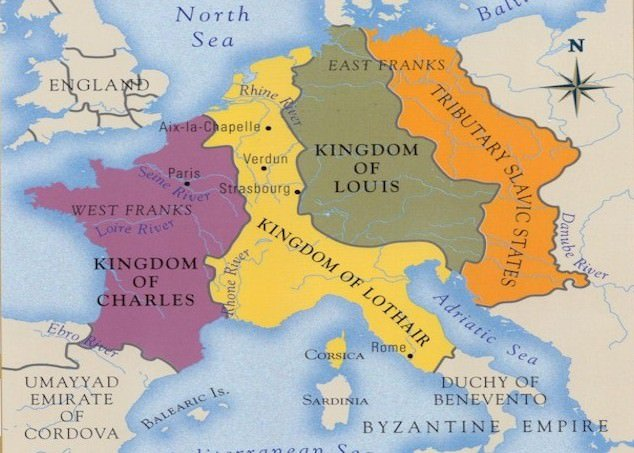 an introduction to the history of carolingian empire The frankish empire, also called francia, kingdom of the franks, or the frankish kingdom was the territory inhabited by the franks from c3rd century until its.