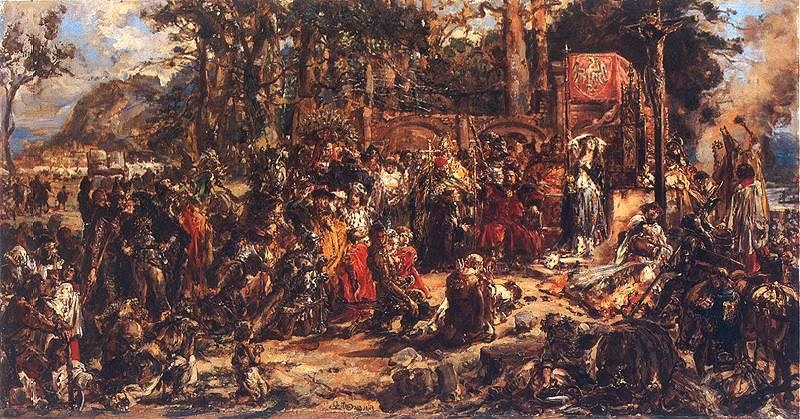 The Conversion of Lithuania 1387