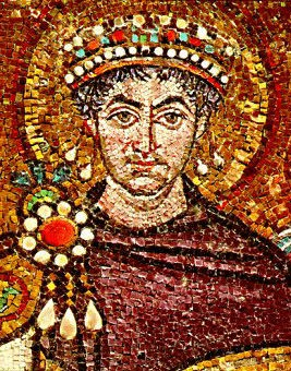 Justinian the First