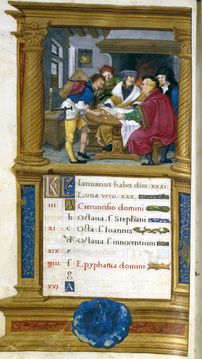 Checkmate! Medieval People at Play – Manuscript Exhibition Examines Aspects of Play in Medieval Society
