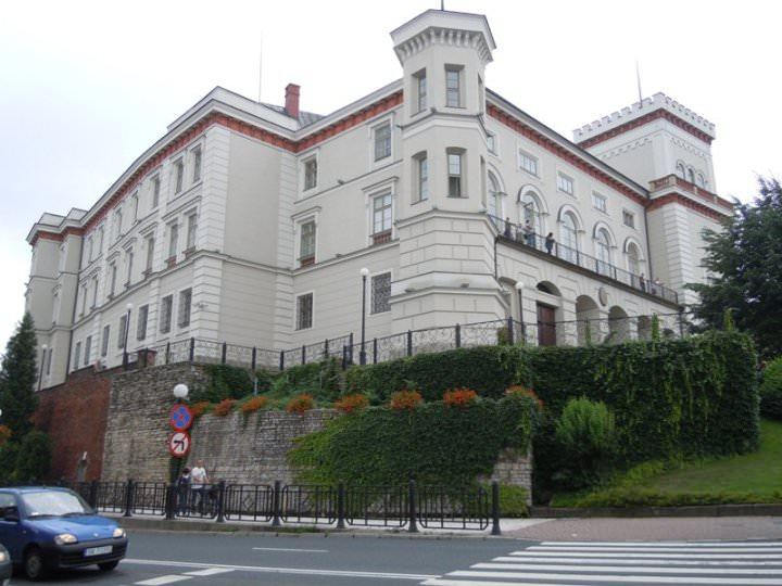 Bielsko-Biała – Katedra św. Mikołaja/Zamek książąt Sułkowskich