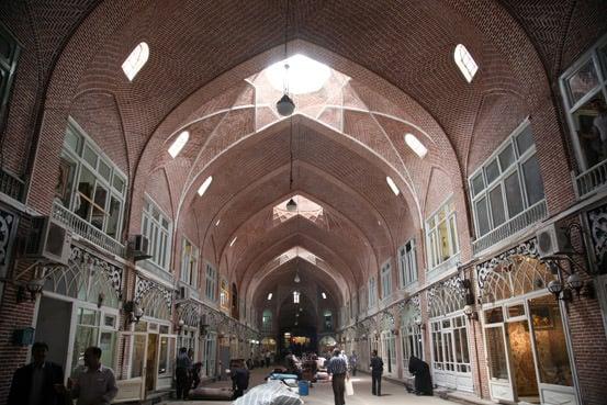 Új világörökségek: Tebriz, Irán