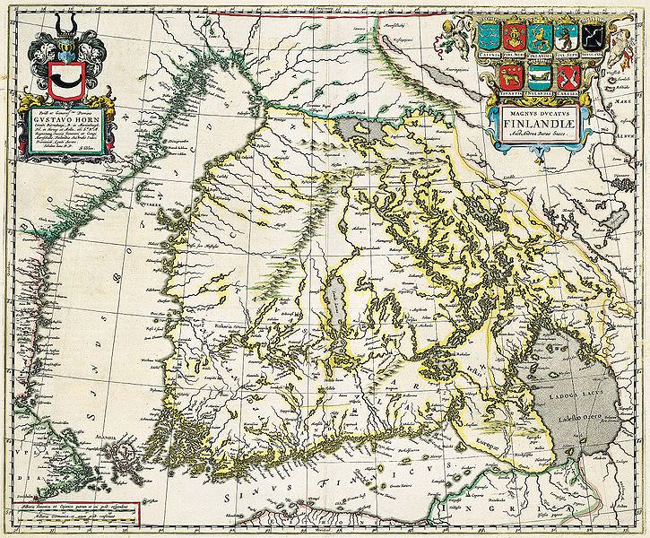 Legend of a National Border: The Nöteborg Border (1323) in Finnish History Writing