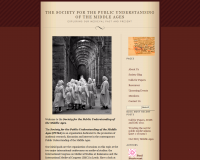 Society for the Public Understanding of the Middle Ages