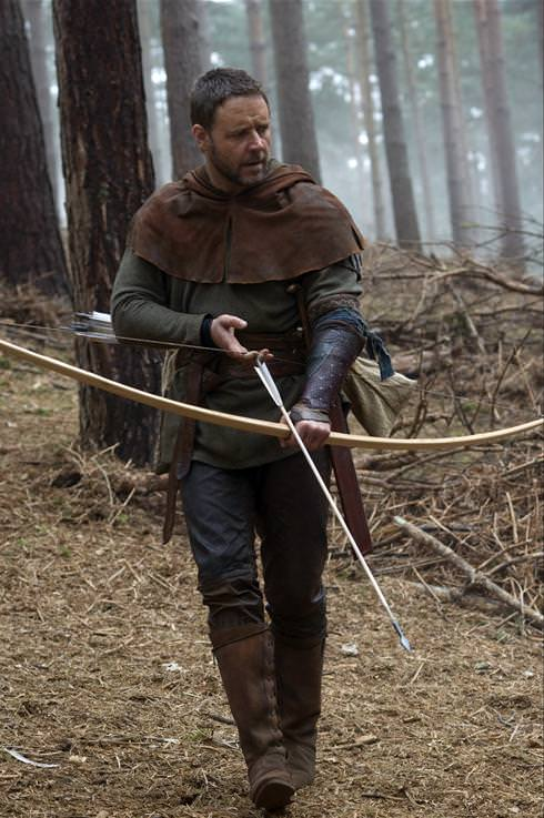 Robin Hood: From Medieval Outlaw to Postmodern Media Creature – undergraduate class begins