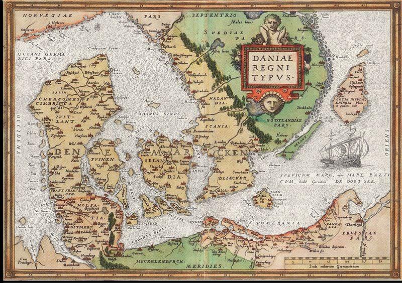 Viking Battle For Asgard  Islands Map
