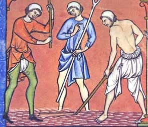 Medieval Economics for the Peasant