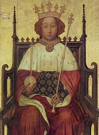 Richard II in the 1390s