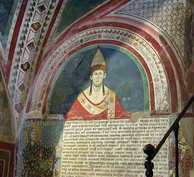 Building the Ideology of Papal Monarchy Through Excommunication and Interdict: A comparison of Gregory VII and Innocent III