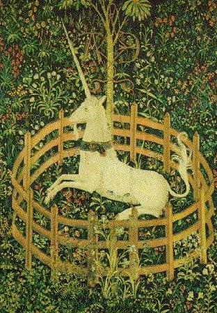 Iconography of the Unicorn from India to the Italian Middle Ages