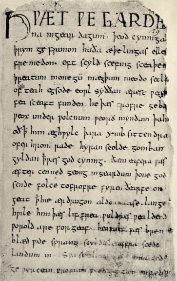 Faith in a Heap of Broken Images: The Christian Beowulf