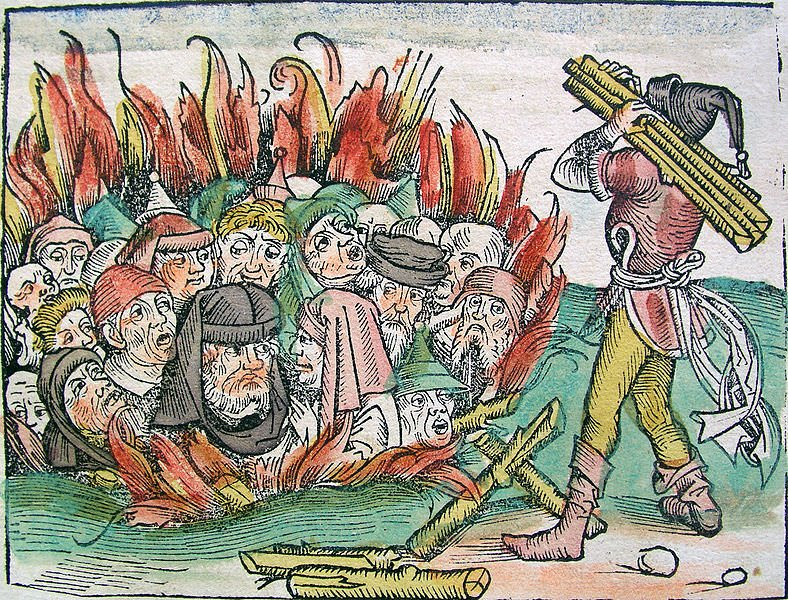 how to avoid the black death in the middle ages