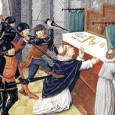 Becket's murder shocked the kingdom and brought the struggle between Church and State to the forefront.