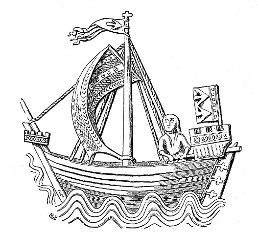 Land and Sea Communications, Fourth–Fifteenth Centuries