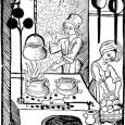 What is a cooking recipe, what is a manual to good, healthy food in the epoch of the Middle Ages and the Early Modern Age?