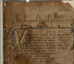 Towards A Poetics of Marvellous Spaces in Old and Middle English Narrative