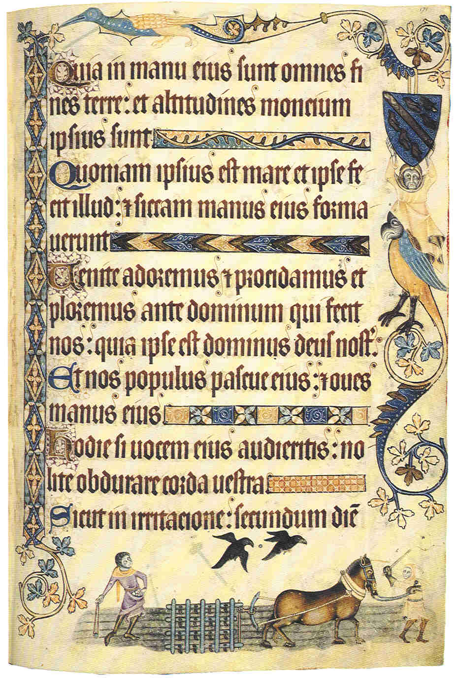 """Marginal Beings: Hybrids as the Other in Late Medieval Manuscripts"""