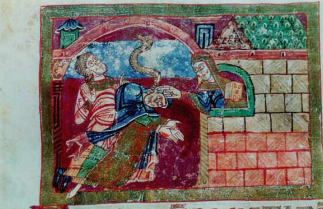 saints and demoniacs