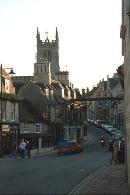 Stamford: The Development of an Anglo-Scandinavian Borough