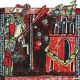 In 1266, five English bishops were suspended from office for supporting Simon de Montfort, earl of Leicester, in rebellion against King Henry III.