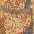 The commercial topography of Constantinople was in part determined by the fact that it was a sea-bound city on seven hills, making access from the port to the forum and other commercial premises a key necessity in urban development.