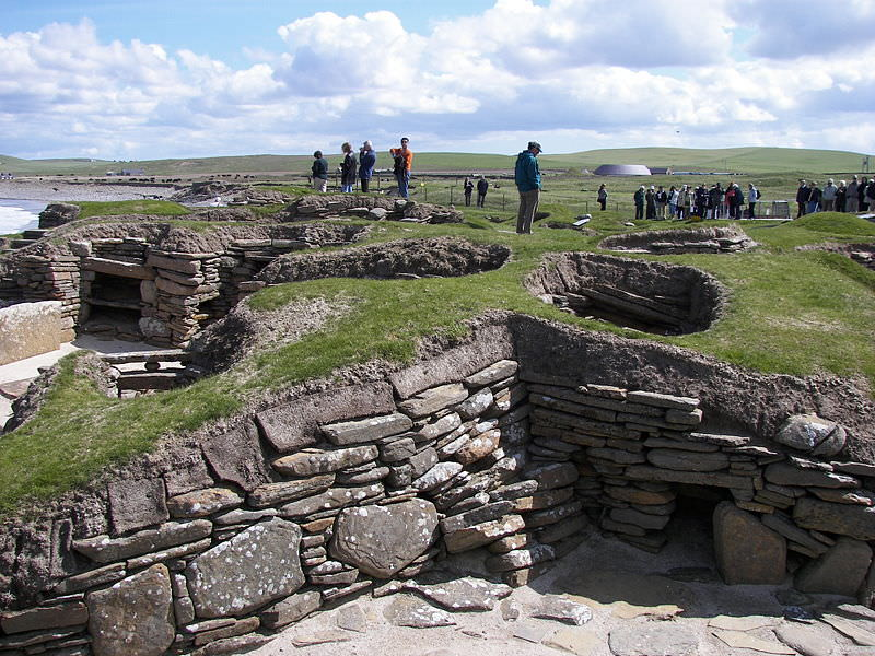 Archaeologists meet in Orkney