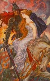 an introduction to the guenevere a character in the legend of king arthur Changes in viewing the female characters of the arthurian legend as well as  women in general  the general introduction to both novels is followed   another important character which will be paid attention to is guinevere, arthur's  unfaithful.