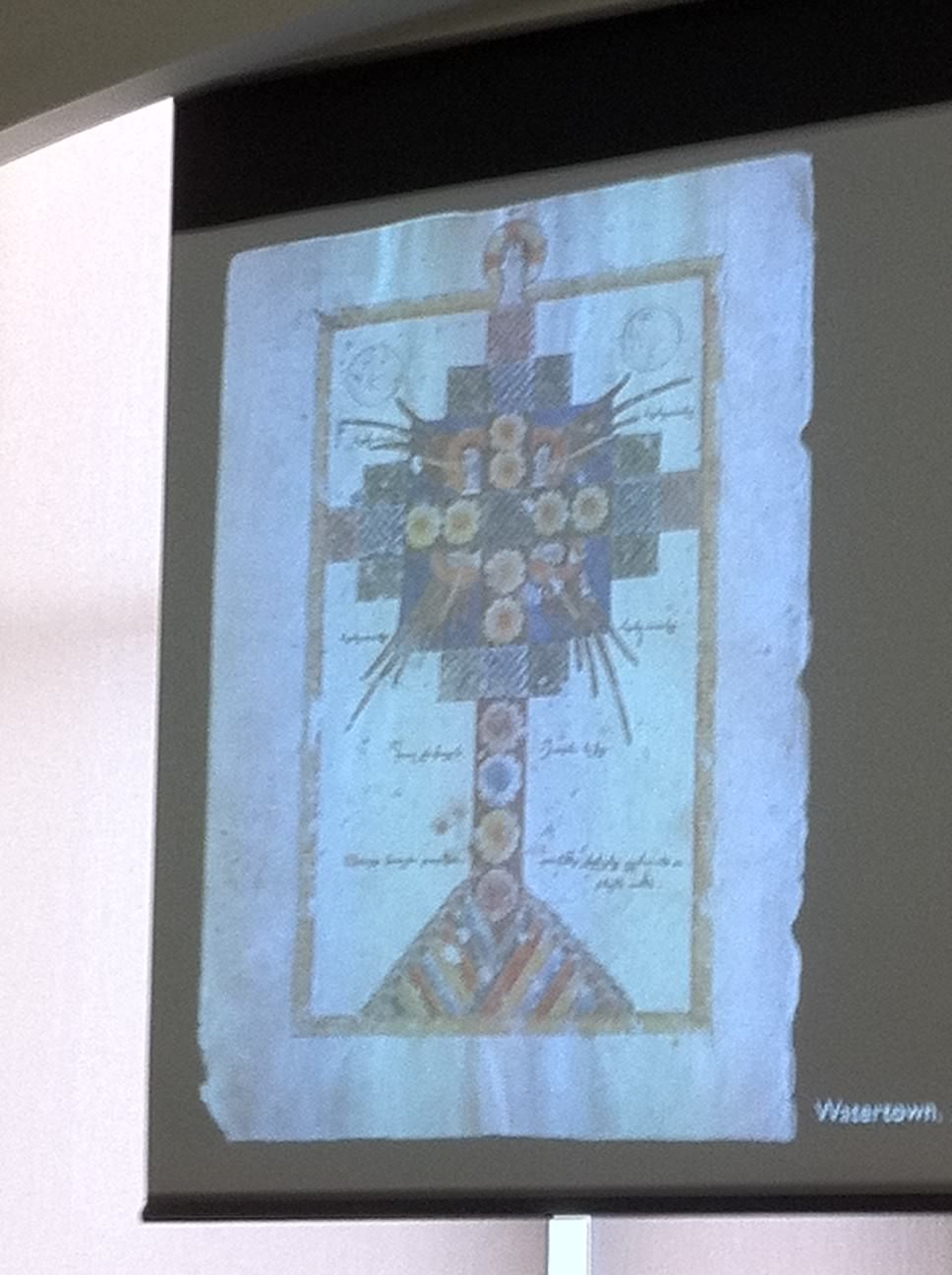 The Sign of Christ, the Sign of Salvation: an Exalted Cross in a Late Medieval Armenian Gospel Book