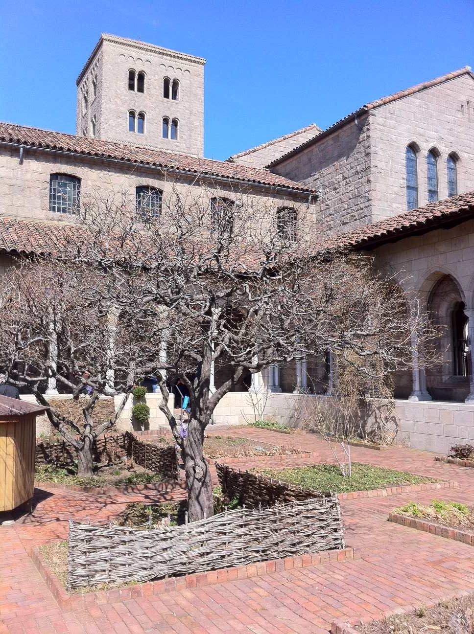 The Cloisters: Medieval Museum of Art