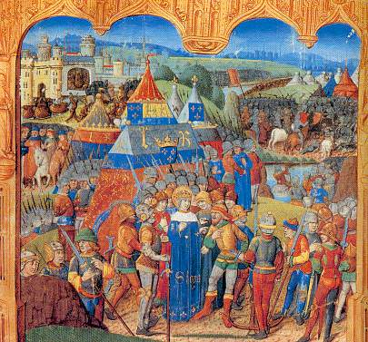 Two Chroniclers of Louis IX