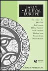 early medieval europe journal