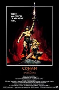 Conan The Barbarian Textual History | RM.