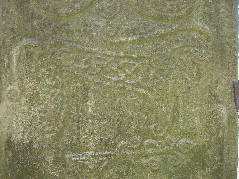 Draconic Creatures in Pictish Art