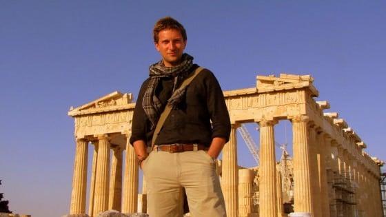 Michael Scott - photo courtesy University of Cambridge